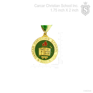Carcar Christian School Inc. 2 inch