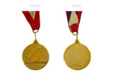 Cebu City Sports Commission Gold Medal 1.5 inch