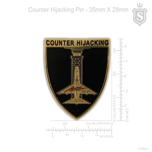 Counter Hijacking Pin