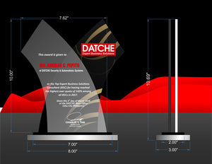 New Datche Plaque