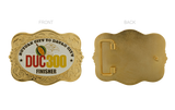 DUC 300 Finisher Buckle 3.5 inch