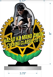 Danao Cycling  Plaque 2016