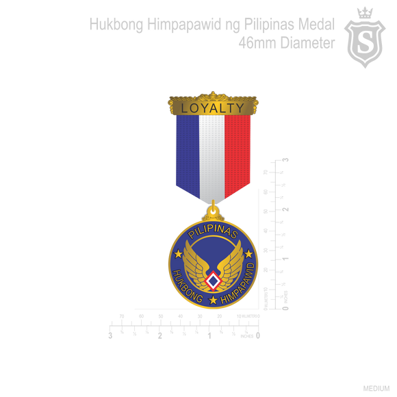 Hukbong Himpapawid Air Force Loyalty Medal
