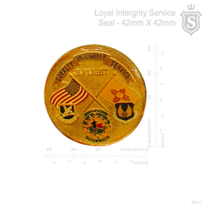 Loyal Intergrity Service 42mm
