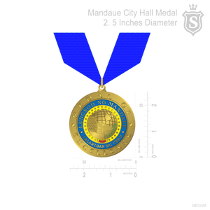 Mandaue City Hall Medal