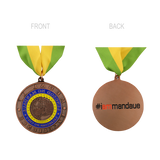 Mandaue City Hall Medal of Excellence Bronze 65mm