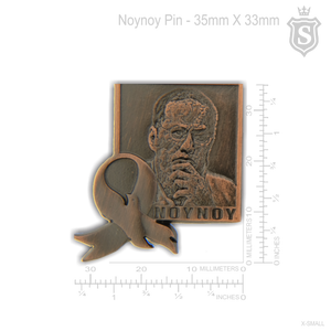 Noynoy Aquino Pin Antique