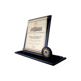 Cebu City Out Standing Institution Award  Plaque 220mm