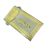Philippine National Police (PNP) PCO Buckle 3 Star 85mm