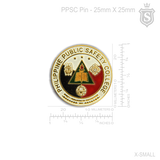 Philippine Public Safety College (PPSC) Pin - PNP
