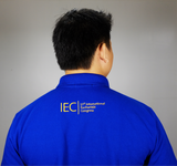 Polo Shirt Embroidered Logo IEC