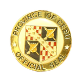 Province Of Cebu Official Seal