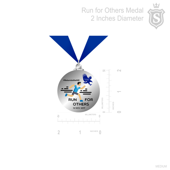 Run for Others Medal