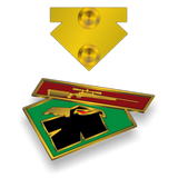 Special Action Force (SAF) Sniper Pin