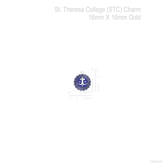 St. Theresa College (STC) Charm 16mm
