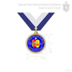 Sacred Heart School Medal