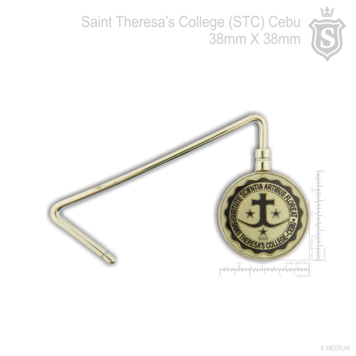 Saint Theresa's College (STC) Bag Hook 38mm