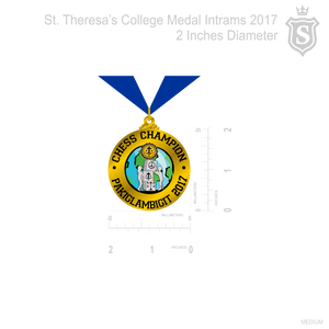 St. Theresa's College Medal Intrams 2017