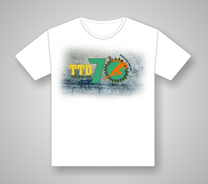 TTD 70 T-Shirt with Print