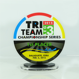 Tri Team Championship Series 1st Placer 12 inch