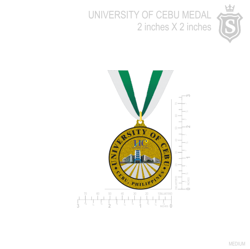 University of Cebu (UC) Medal