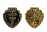 Xavier University (XU) College of Nursing Pin
