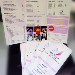 Brochure Printing A4 Size