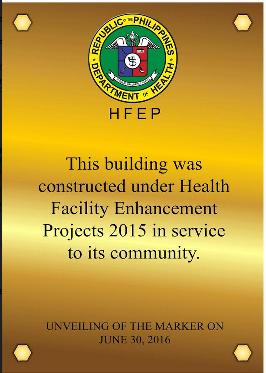 DOH Marker for HFEP
