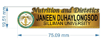 Silliman University Nutrition and Dietetics