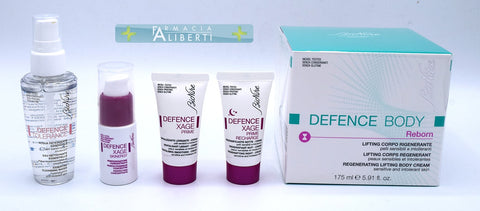 bionike defence body reborn lifting corpo immediato
