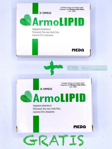 2 Armolipid (controllo del colesterolo) Miglior prezzo. - Farmaciaalibertishop.it