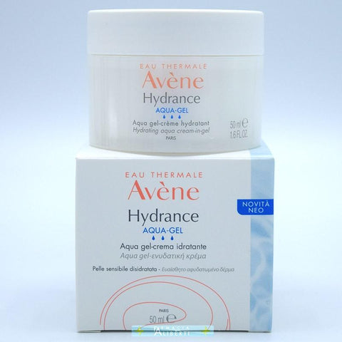 AVENE HYDRANCE AQUA GEL CREMA IDRATATANTE - Farmaciaalibertishop.it