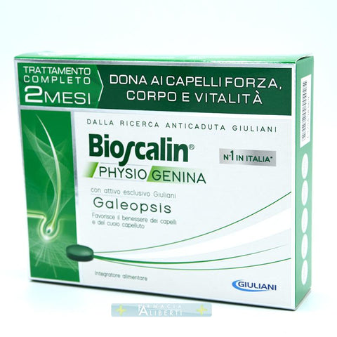 60 compresse Bioscalin Physiogenina Galeopsis - Farmaciaalibertishop.it