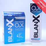 Blanx strisce sbiancanti denti 03x oxygen power trattamento sbiancante denti - Farmaciaalibertishop.it