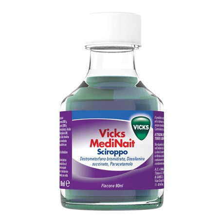 Vicks MediNait - Farmacia Aliberti