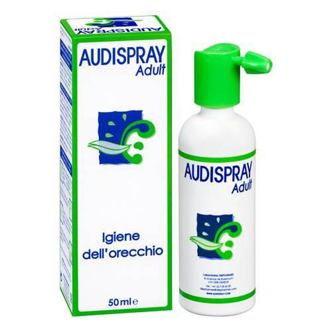 Audi spray adult - Farmacia Aliberti