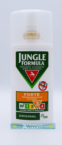 Jungle formula forte spray