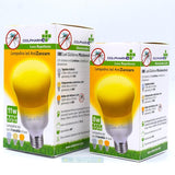 lampadine led antizanzare luce repellente zanzare - Farmaciaalibertishop.it
