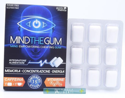 Mind the Gum chewing gum
