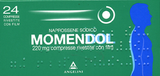 Momendol 220 mg 24 compresse rivestite con film - Farmacia Aliberti