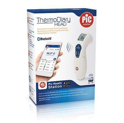 termometro frontale digitale thermodiary pic - Farmaciaalibertishop.it