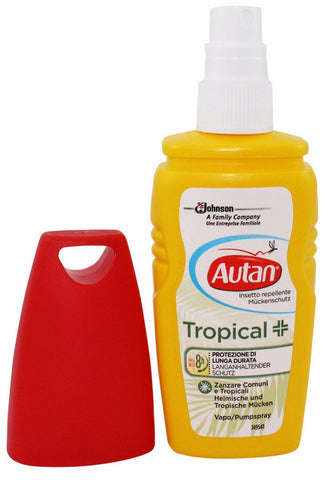 Autan Tropical - Farmacia Aliberti