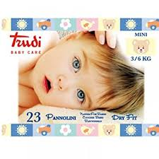 Trudi baby care dry fit