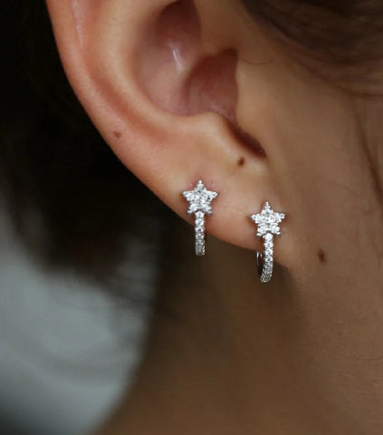 Twinkle Star Hoops 2-3 week wait