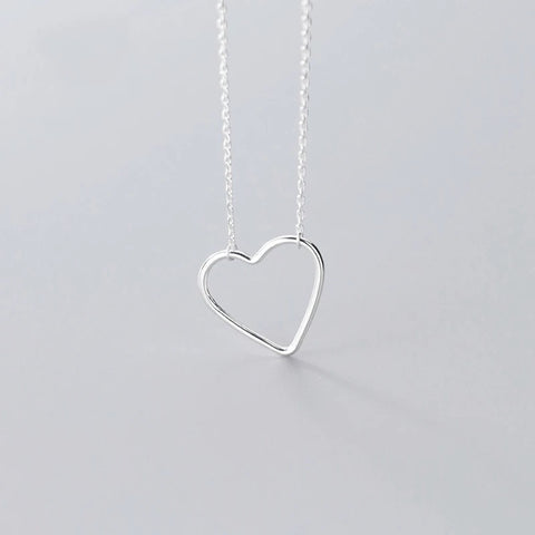 Heart Necklace (3-4 week wait)