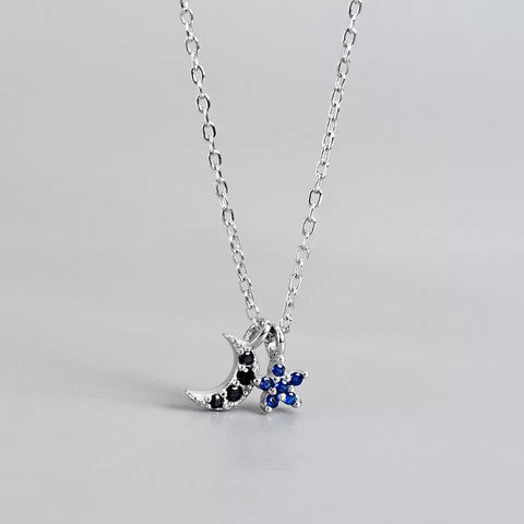 Midnight Charm necklace