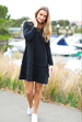 LOXTON DRESS - BLACK