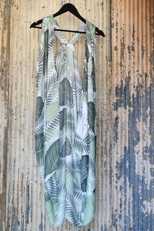 PALM LEAVES SCARDI