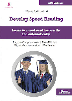 iNeuro Subliminal Develop Speed Reading
