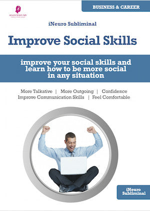 iNeuro Subliminal Improve Social Skills